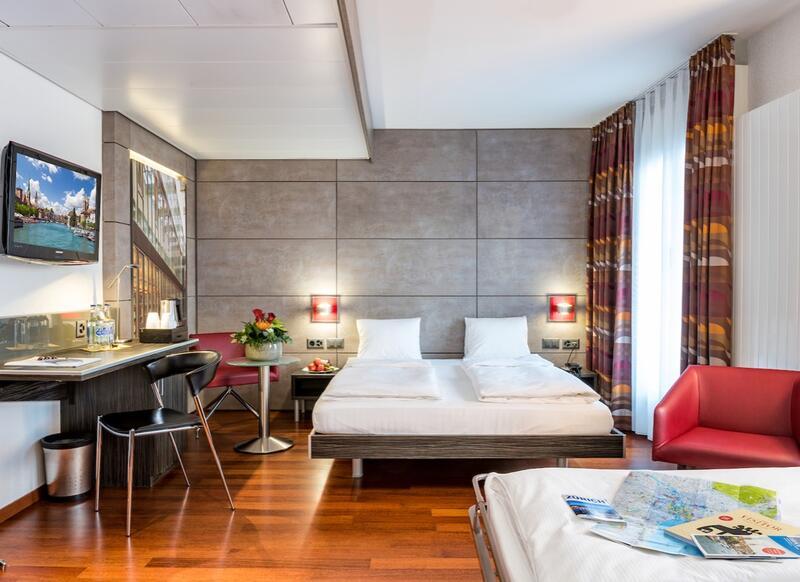 Superior Single Room at Hotel Sternen Oerlikon in Zurich