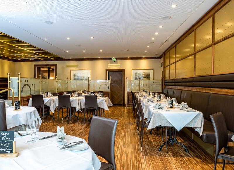 Restaurant Ö at Hotel Sternen Oerlikon in Zurich