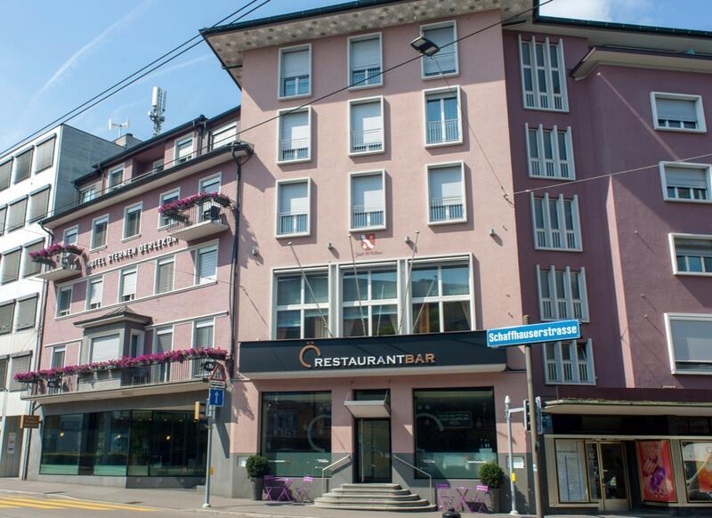 Hotel Sternen Oerlikon Façade