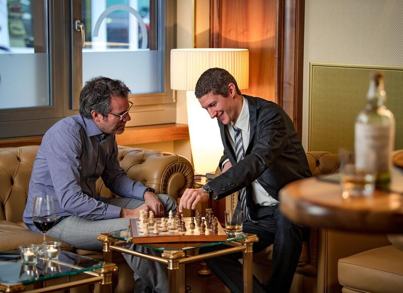 Guests at Hotel Sternen Oerlikon in Zurich