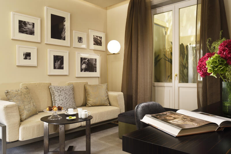 suite balcony margutta