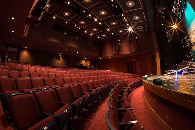 Seating in theater