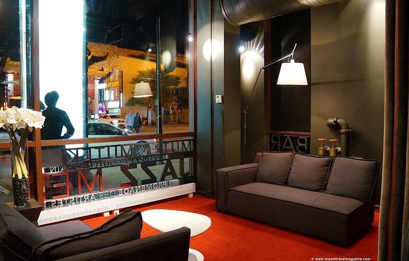 Hotel ZERO1 Lobby Salon
