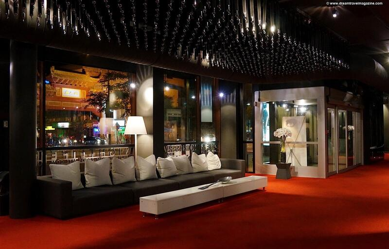 Hotel ZERO1 Lobby