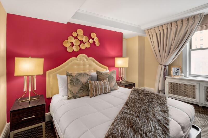 Lady Ella suite at Lexington