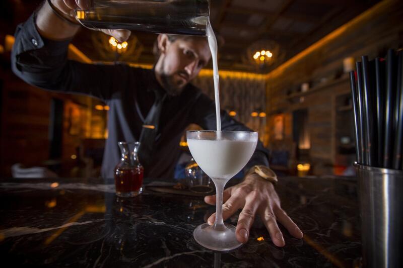 Drinks at The Diplomat Resort