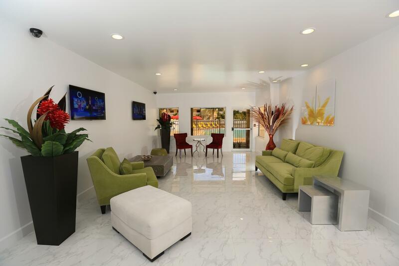 sunsol lobby