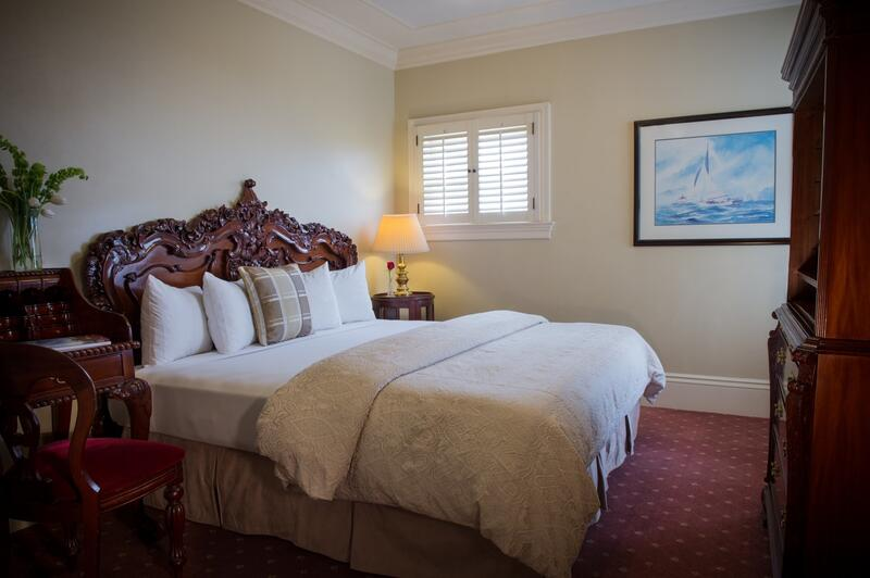 Historic King Guest Room
