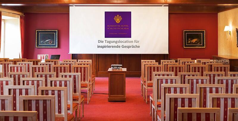 Spiegelsaal II - Weddings at Romantik Hotel Schloss Pichlarn, Au