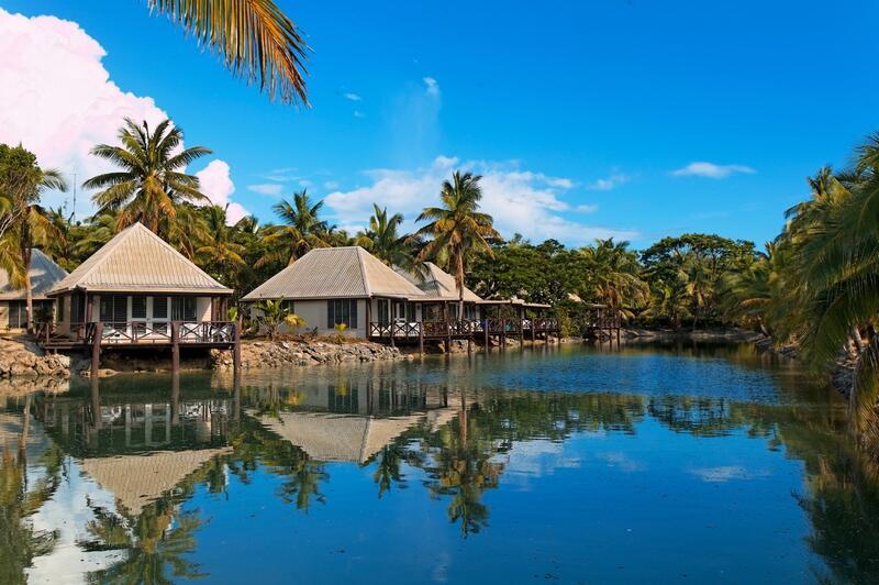 Lagoon Bures | Musket Cove Island Resort & Marina