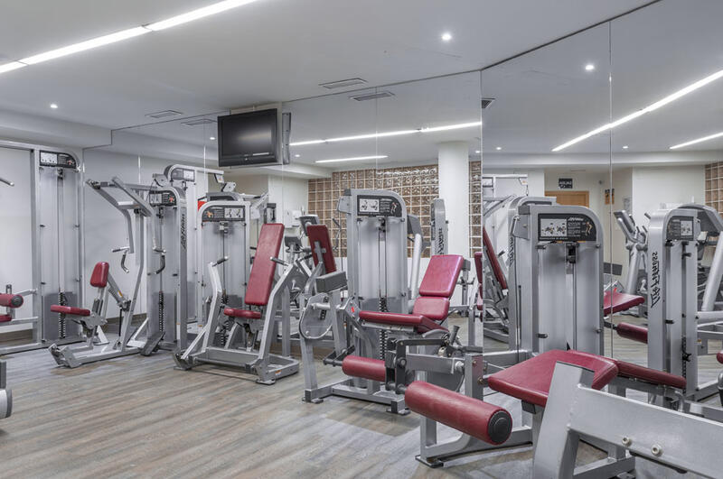 Sahara Sunset Fitness Centre