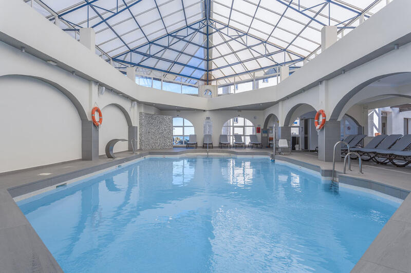 Sahara Sunset Indoor Swimming Pool