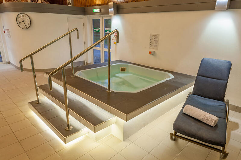 Woodford Bridge Country Club Indoor Whirlpool