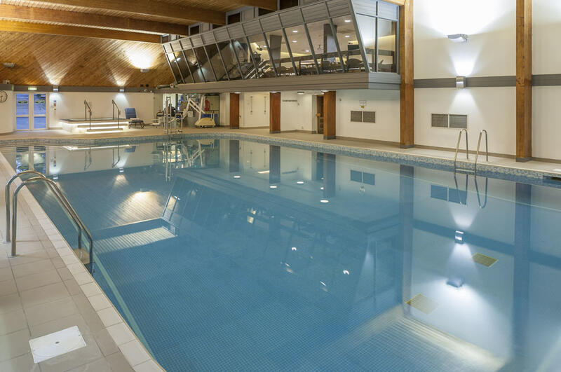 Woodford Bridge Country Club Indoor Pool