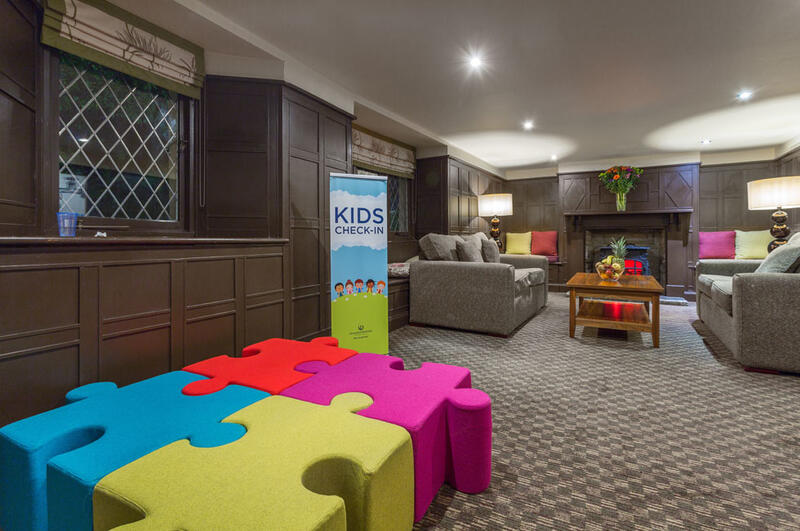 Woodford Bridge Country Club Reception and Children's Check-in D