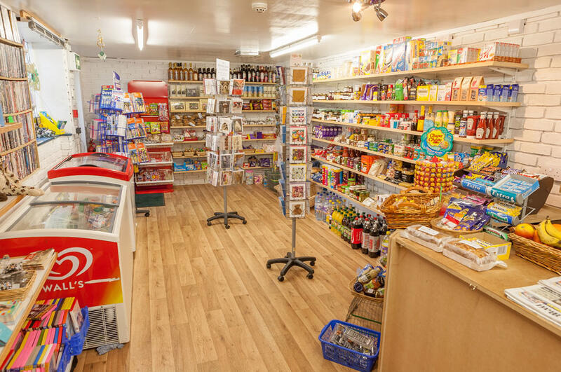 Woodford Bridge Country Club Convenience Shop with Sweets and Ic