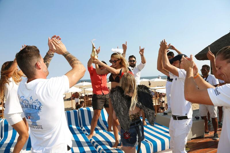 Party at Bagatelle Beach Club