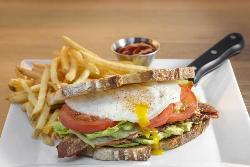 BTLA with egg