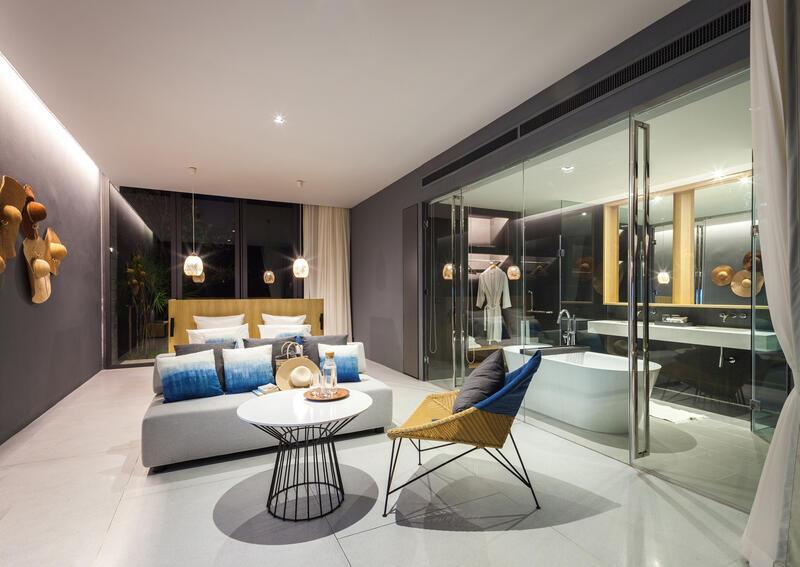 X2 Pattaya Oceanphere 1 Bedroom Villa - Spacious Bedroom