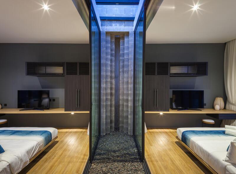 X2 Pattaya Oceanphere 2 Bedroom Villa - Second Bedroom