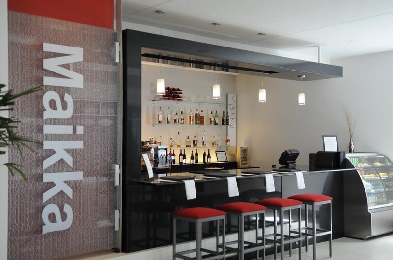 Photo of the Maikka Lobby Bar