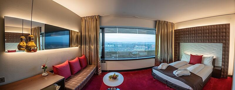 Executive Room Panoramic at Airport Hotel Basel