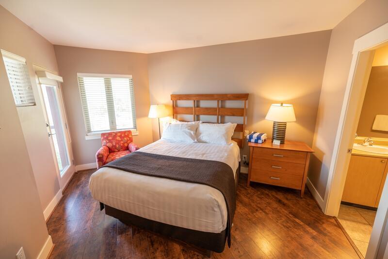 three bed suite bedroom