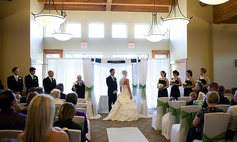 Grand Room Ceremony