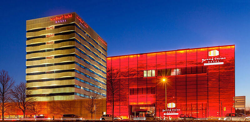 Hotel & Casino at Airport Hotel Basel