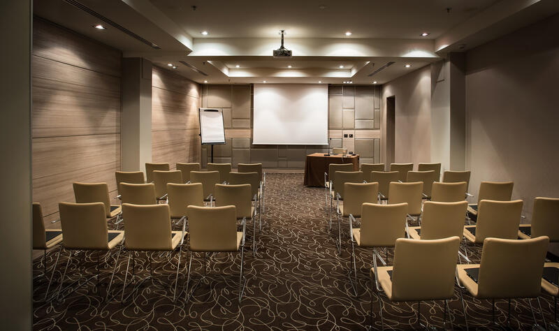 Meeting room at Uptown Palace in Milan