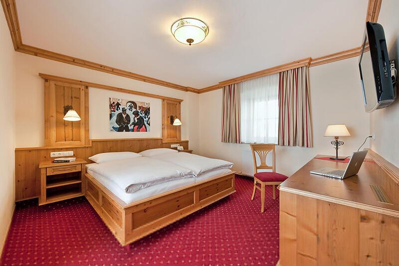 Family Suite at Gasthof Eggerwirt Hotel in Kitzbühel, Austria