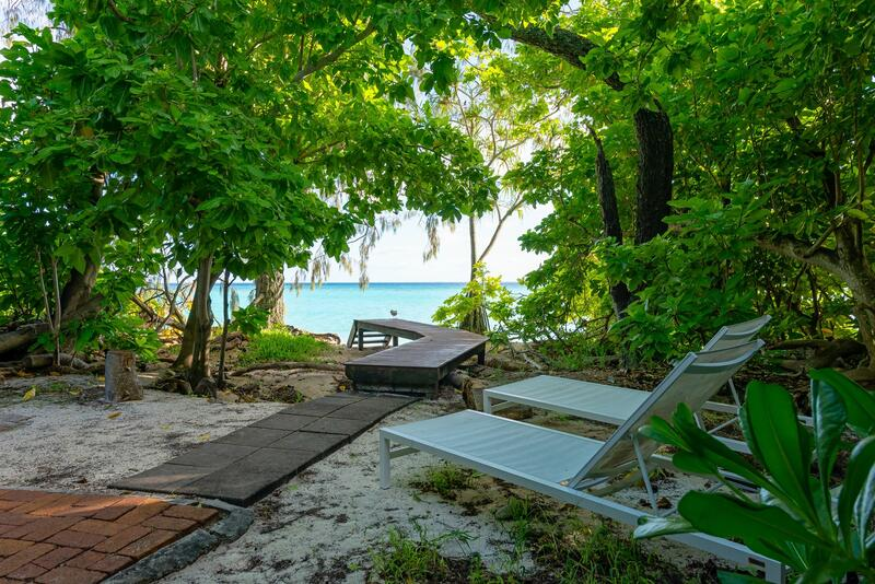Heron Island Resort Beach House Accommodation