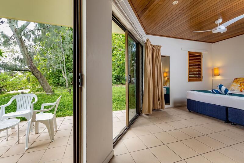 Heron Island Resort Beachside Suite