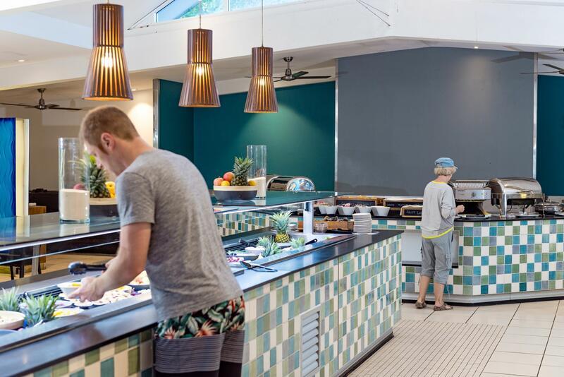 Shearwater Restaurant Heron Island Resort