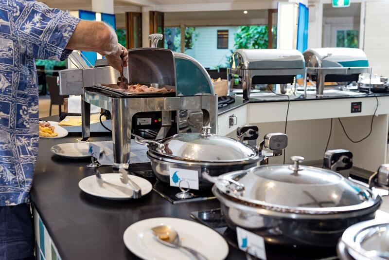 Full Buffet Breakfast at Shearwater Restaurant