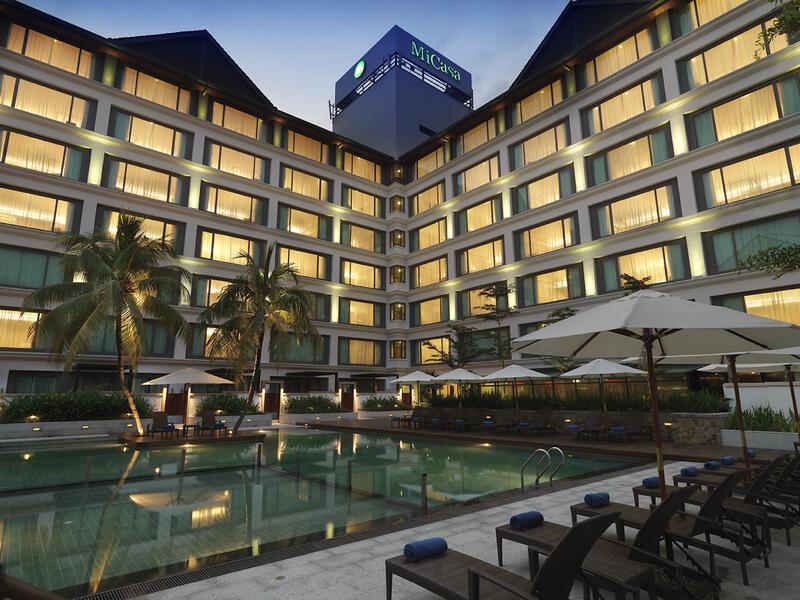 Hotel in KLCC Kuala Lumpur   MiCasa All Suite Hotel Kuala Lumpur