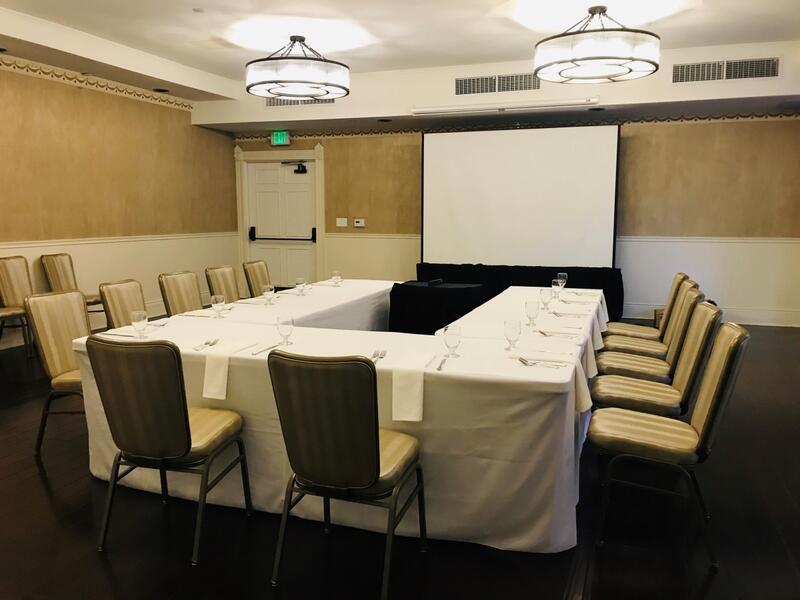 boardroom u-shaped