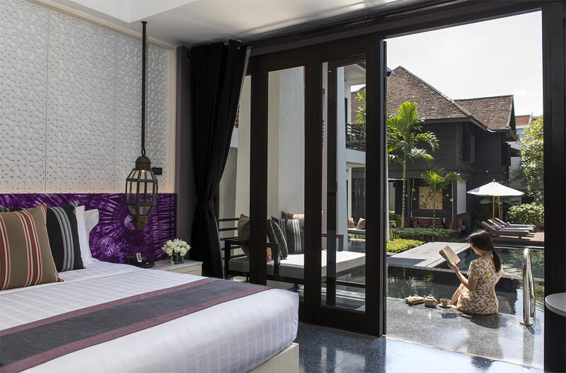 U Chiang Mai Superior Room Pool Access