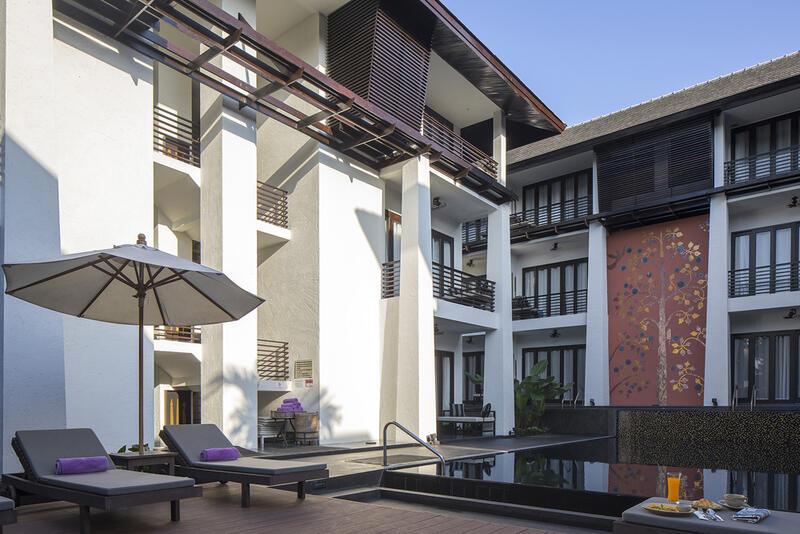 U Chiang Mai Hotel Facade