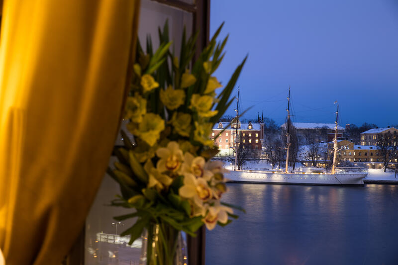 Views from Hotel Gamla Stan in Stockholm