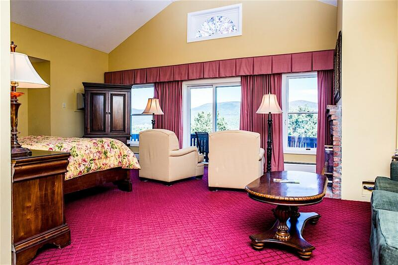 calvin coolidge room with view