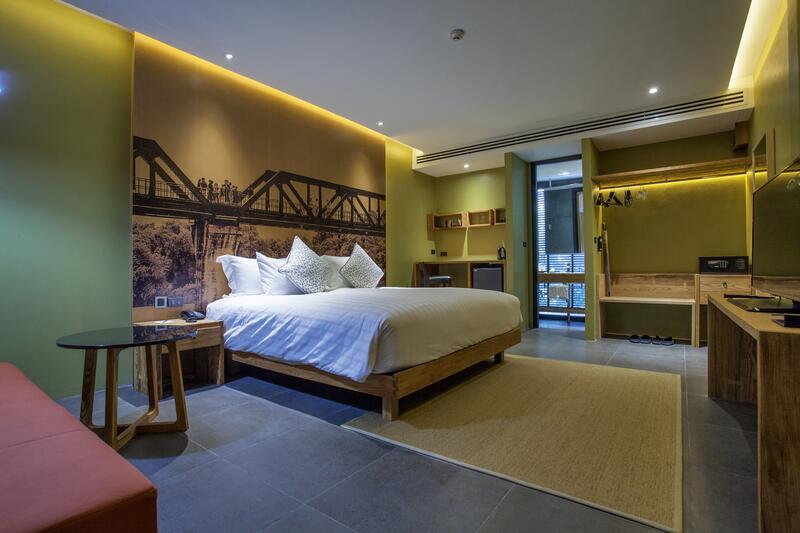 U Inchantree Kanchanaburi Deluxe Room