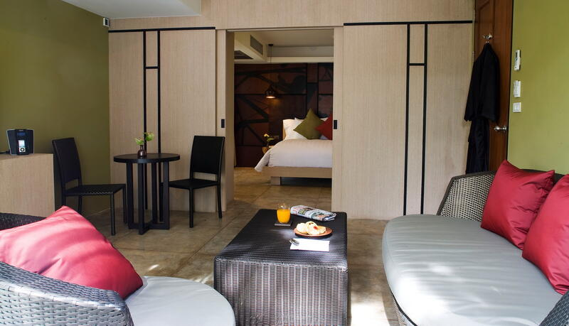U Inchantree Kanchanaburi Suite