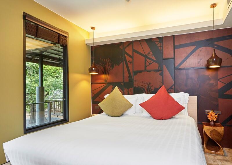 U Inchantree Kanchanaburi Superior Room
