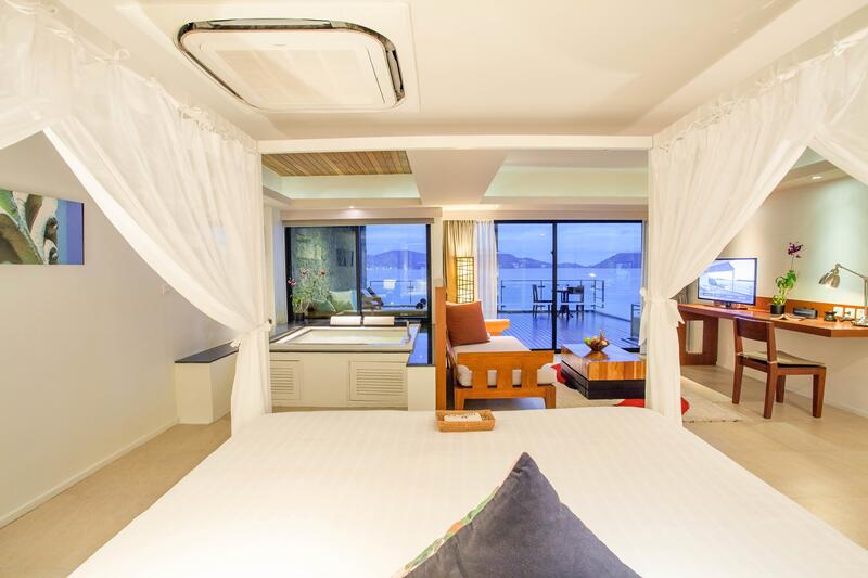 U Zenmaya Phuket Suite Seaview Pool Access Room