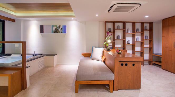U Zenmaya Phuket Deluxe Seaview Room