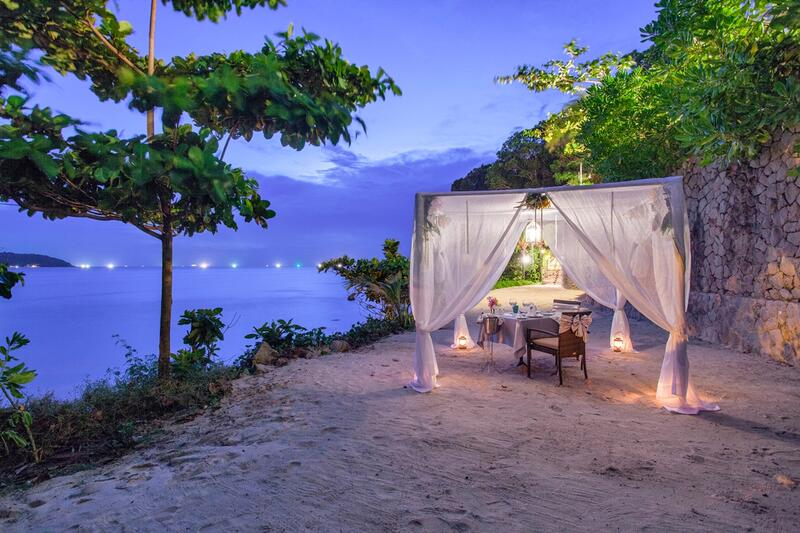 U Zenmaya Phuket Beach Wedding Venue