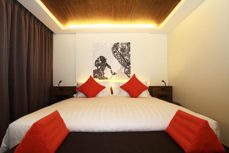 U Sukhumvit Bangkok Superior Room