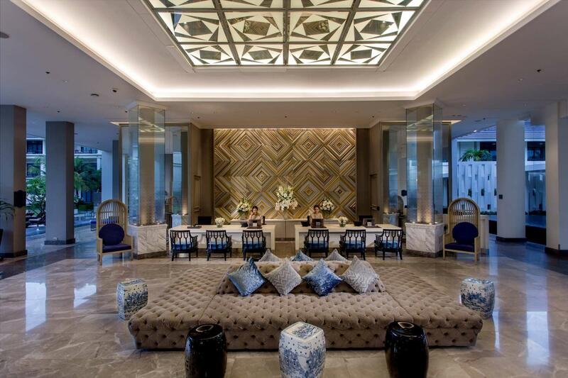 U Sathorn Bangkok Lobby