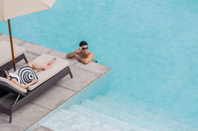 U Sathorn Bangkok Outdoor Pool